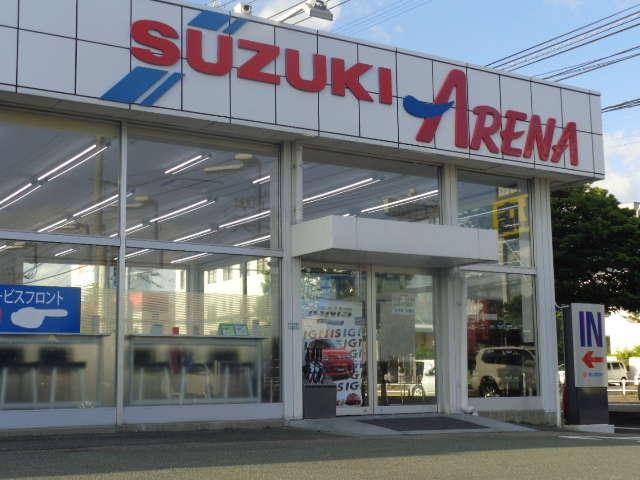 スズキ自販佐賀 鍋島営業所の店舗画像