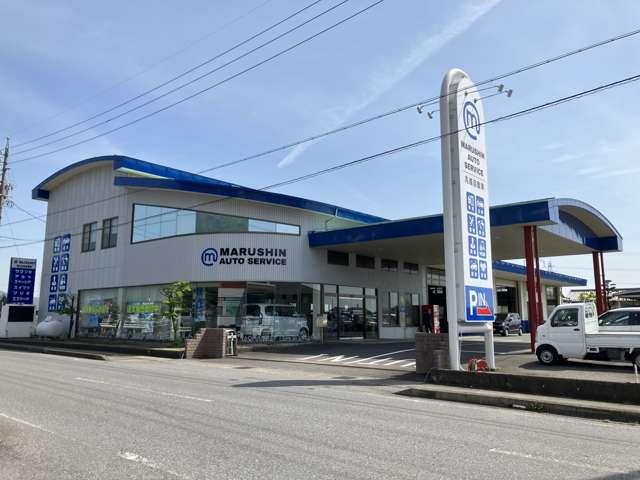 (株)丸進自動車 池田マイカーセンターの店舗画像