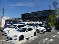 創業21年1800坪の広大な敷地に、常時150台以上の在庫車!高品質な車両のみ販売!