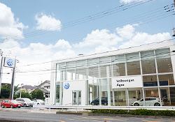[埼玉県]上尾自動車工業(株) Volkswagen上尾 認定中古車コーナー