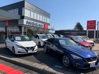 [茨城県]茨城日産自動車 U−Carsひたちなか店