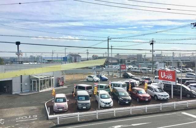 [愛知県]東愛知日産自動車(株) カーセブン蒲郡店