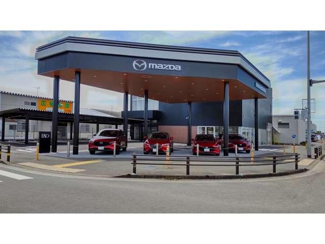 [福岡県]長澤自動車工業 マツダオートザム空港東
