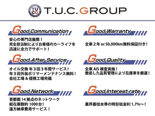 T.U.C.GROUP BMW専門 船橋店/(株)へリックス紹介画像