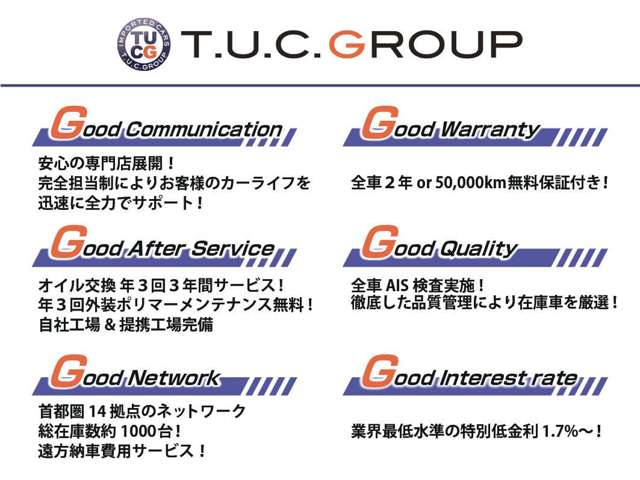 T.U.C.GROUP Audi・VW専門 千葉16号店/(株)へリックス紹介画像