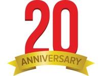 2020年12月末まで20周年フェア開催中!【年8月15日~19日まで夏季休業となります】