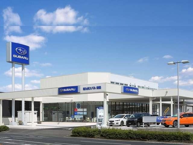 南九州スバル カースポット東開の店舗画像