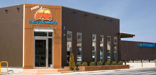 (株)村上自動車 ステーション JU適正販売店 の店舗画像
