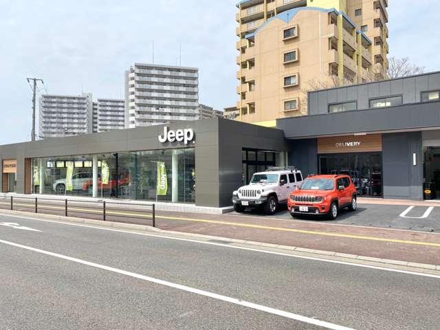 ジープ北九州 の店舗画像