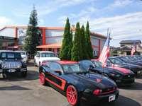 北陸のアメリカン・マッスルカー(アメ車)と輸入中古車はハッピーアンドドリームへ