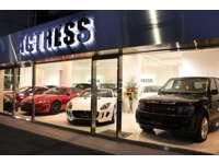 アクトレスは高品質で厳選された車を中心としたジャガー・ランドローバー専門店です。