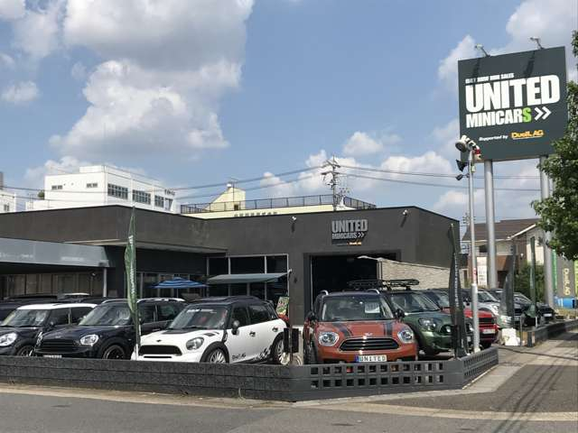 UNITED MINI CARS の店舗画像