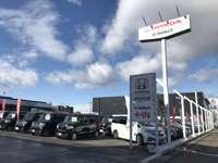 本田技研認定の中古車展示場、松本街道沿いのU-Select四日市中央です!
