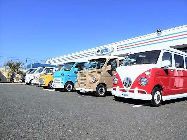 [三重県]オートスピリット ビンテージバン&キャンピングカー専門店