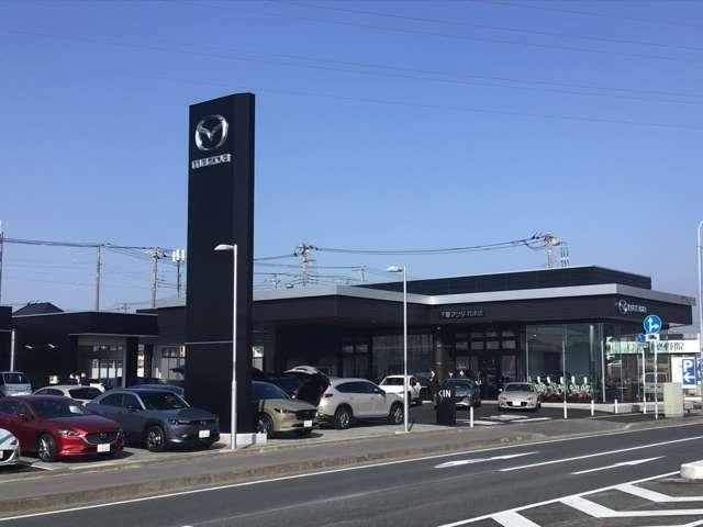 千葉マツダ 君津店の店舗画像