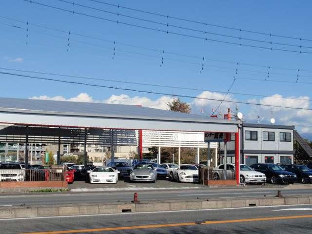 オノトレーディング バイパス店の店舗画像