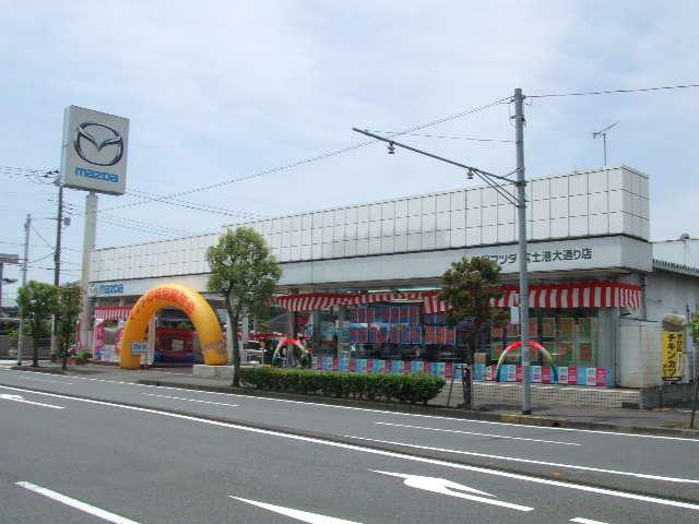 [静岡県]静岡マツダ(株) 富士港大通り店