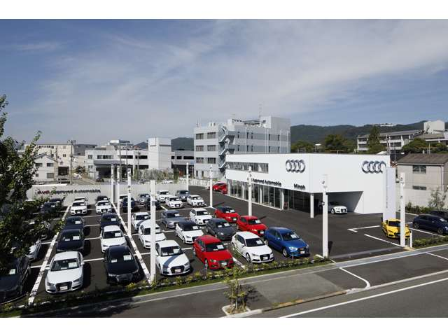 Audi Approved Automobile箕面 写真