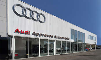 Audi Approved Automobile調布  お店紹介ダイジェスト 画像1