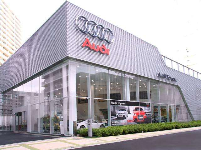 Audi Approved Automobile調布  お店紹介ダイジェスト 画像3