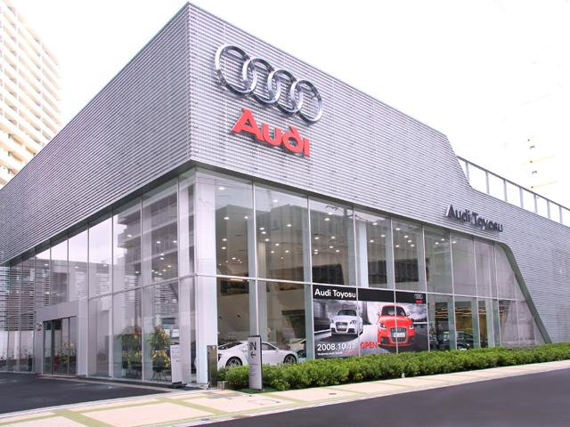 Audi Approved Automobile豊洲 写真