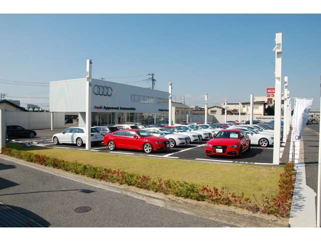 Audi Approved Automobile 大阪南  お店紹介ダイジェスト 画像2