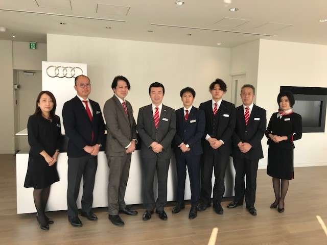 Audi Approved Automobile 大阪南  お店紹介ダイジェスト 画像3