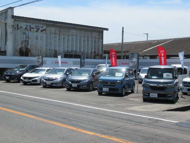 Honda Cars東かがわ さぬき店の店舗画像