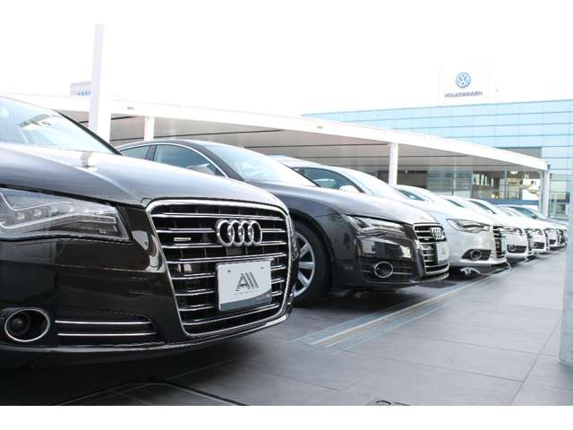 Audi Approved Automobile 高松(AAA高松)  お店紹介ダイジェスト 画像1