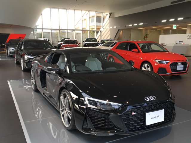 Audi Approved Automobile 高松(AAA高松)  お店紹介ダイジェスト 画像2