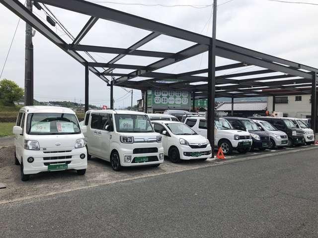 [奈良県]コンパクトカー&軽自動車専門店(有)K−FIELDS