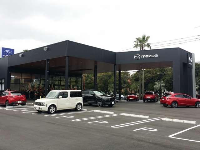 南九州マツダ 谷山店の店舗画像