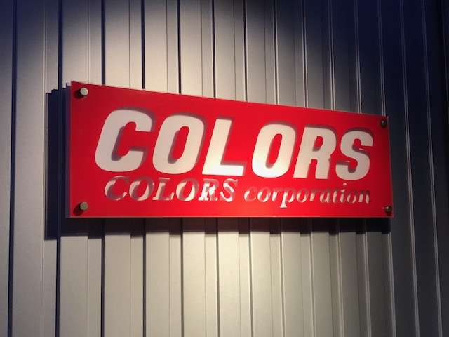 COLORS corporation の店舗画像