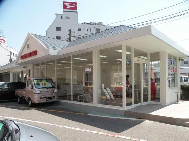 愛媛ダイハツ販売 U−CAR松山の店舗画像