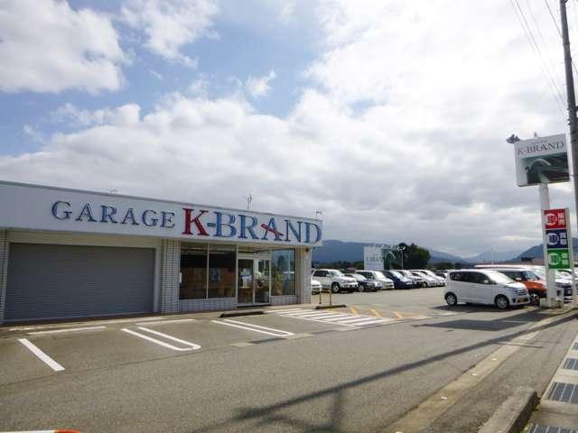 [富山県]K−BRAND ケイブランド