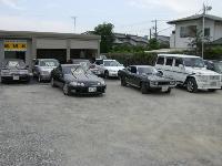 かつての名車や稀少車、わかる人にはわかる!といった車を数多く取り揃えております。