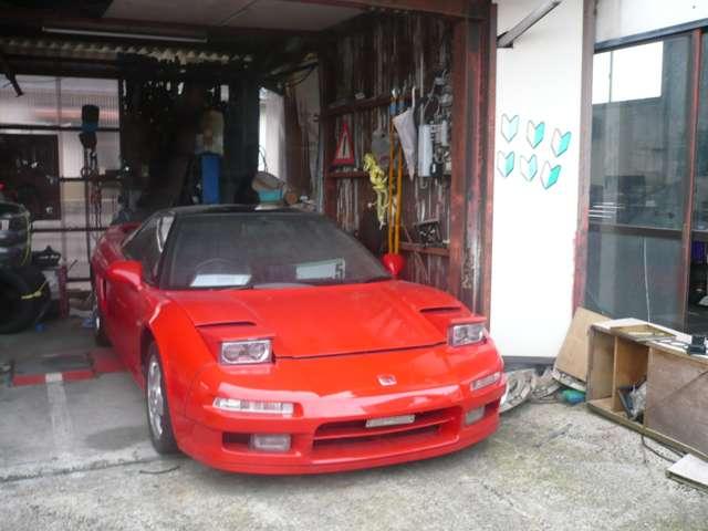 飯島自動車 の店舗画像