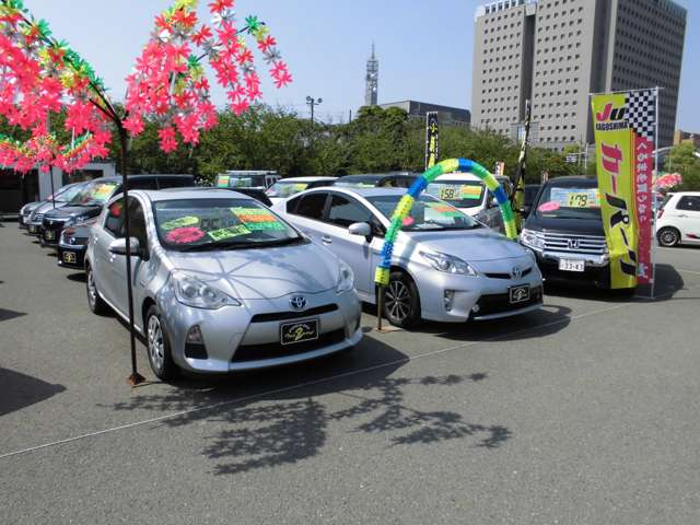新園自動車 JU鹿児島カーパーク店の店舗画像