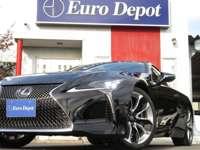 高品質・少走行のレクサス、ディーラー車のプレミアムな欧州車に拘っています。
