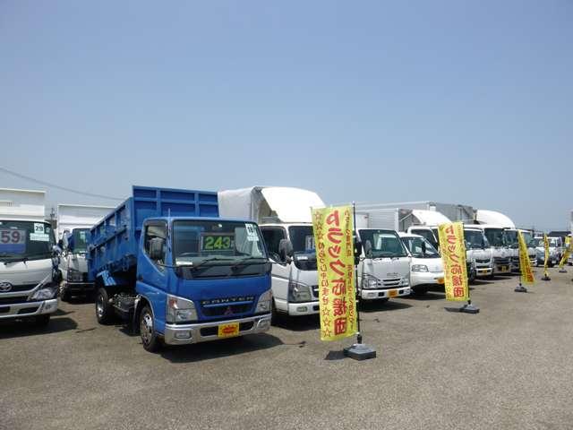高見トラックセンター紹介画像