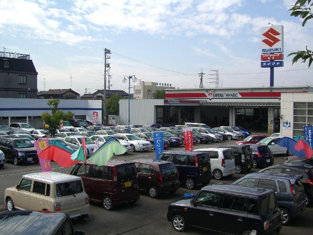 スズキアリーナ高岡 タナベ自動車(株) の店舗画像