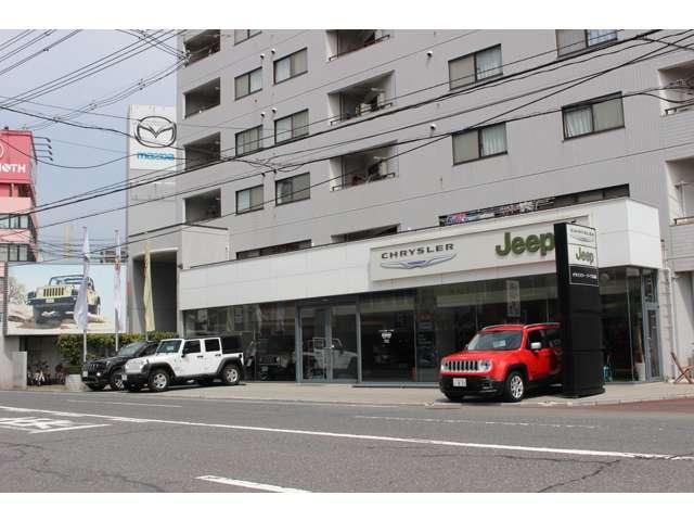 ワールドモータースグループ ジープ広島西の店舗画像