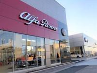 新しく変わったフィアット/アバルト/アルファロメオ新店舗です!