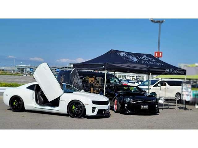 [岐阜県]ALESS International アレスインターナショナル アメ車&輸入車 専門店