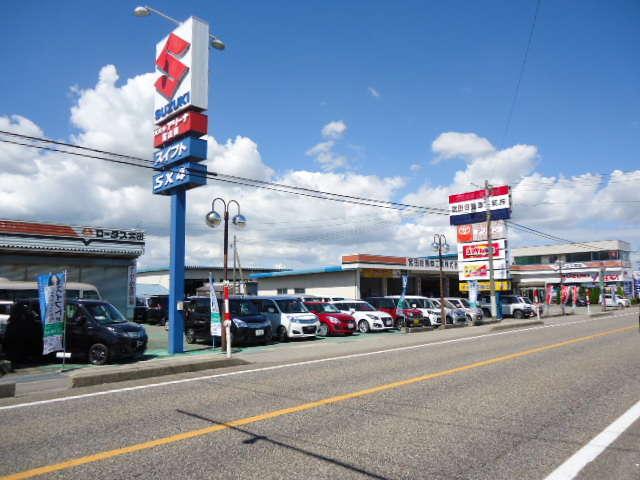スズキアリーナ富山南 宮田自動車工業 の店舗画像
