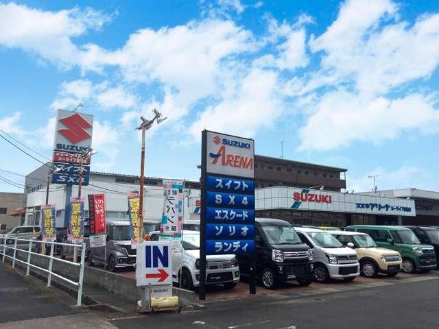 エフエルシー株式会社 スズキアリーナ豊橋北の店舗画像