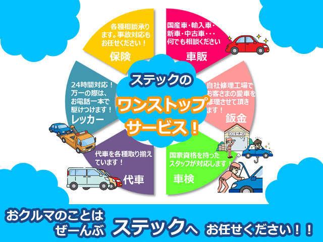 ホリデー車検 (株)ステック紹介画像