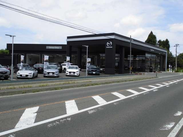 (株)東北マツダ 横手店の店舗画像