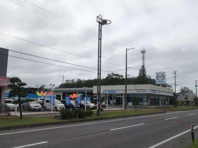 (株)東北マツダ 能代店の店舗画像