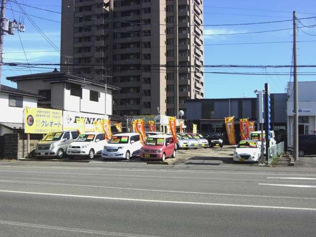 [秋田県](有)クレオート Car Bank 泉店